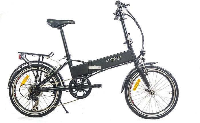 Legend Monza o / vs Goccia Zero Bicicleta-electrica-legend-monza-lateral